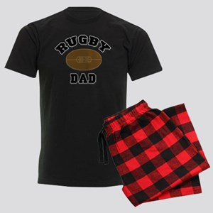 Rugby Dad Men's Dark Pajamas